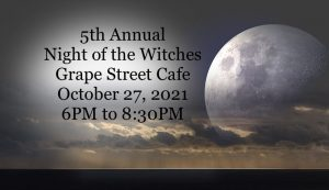 Best psychic in Las Vegas hosts Night of the Witches